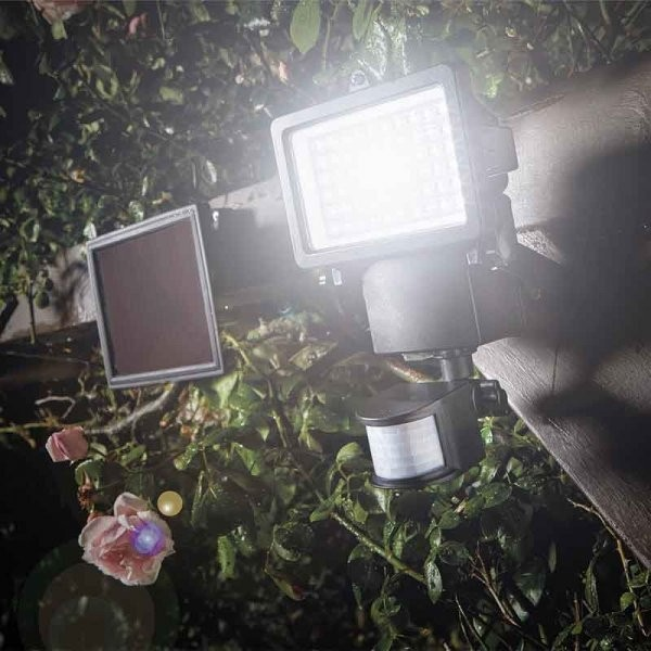 PROJECTOR SOLAR MILLENNIUM FLOODLIGHT