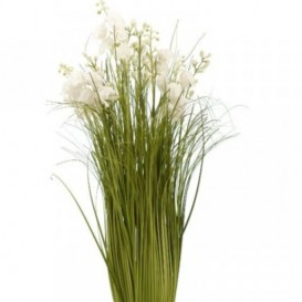 BOUQUET ARTIFICIAL - BRANCO