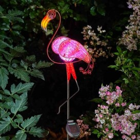 ESTACA SOLAR FLAMINGO